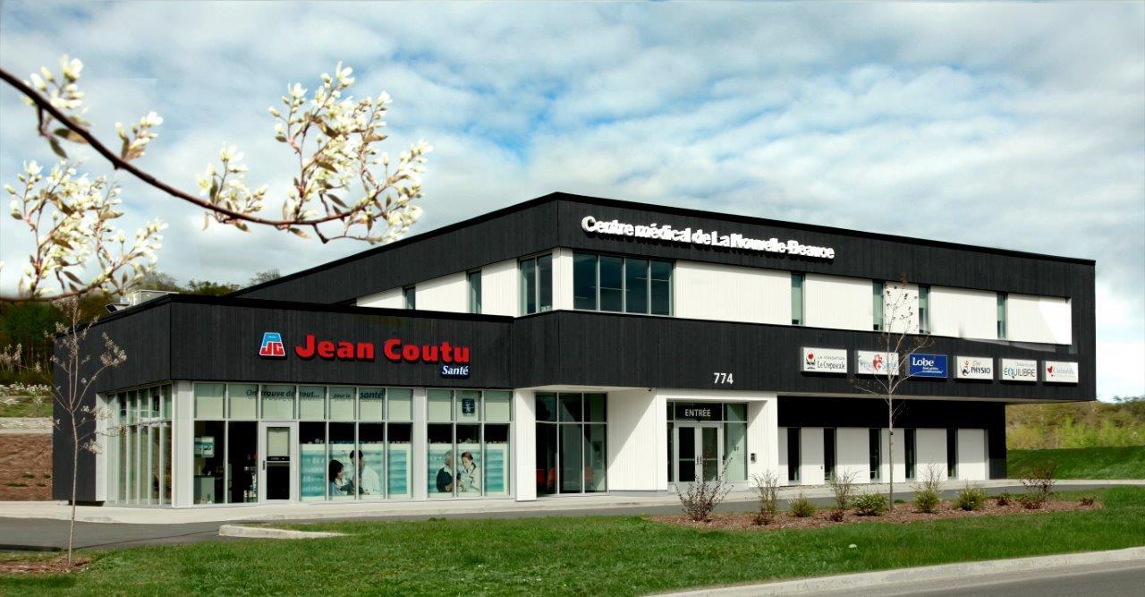 Centre Médical De La Nouvelle Beauce Clinique 2014 Nb